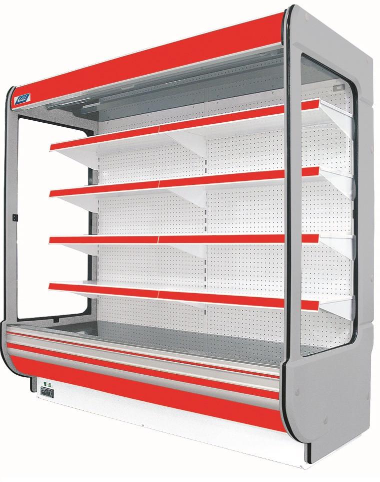 Стеллаж холодильный COLD Remo (R)/o