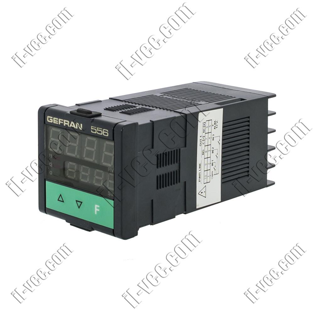 Кварцевый таймер / счетчик / частотомер GEFRAN 556-1-1-2-2