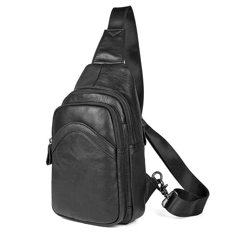 Мини-рюкзак мужской на одну шлейку 4013A