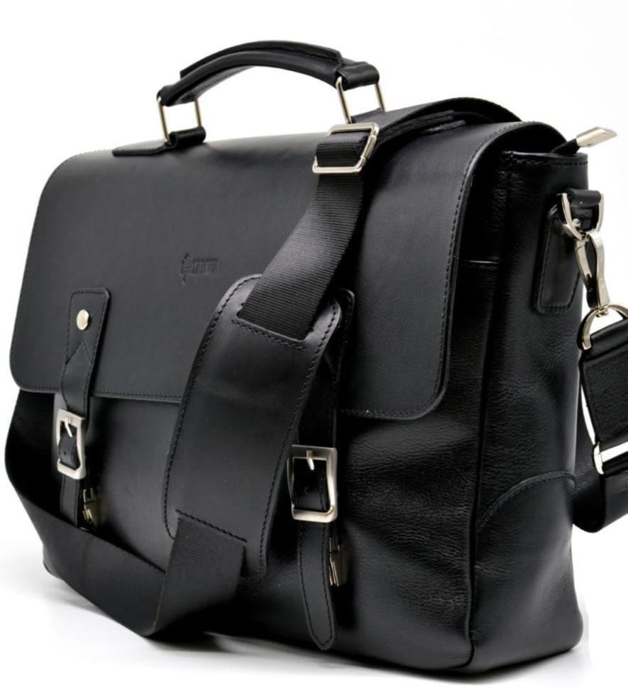 Мужская сумка-портфель из кожи GA-3960-4lx TARWA, фото 1