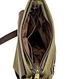 Мужская сумка парусина+кожа RH-0040-4lx Tarwa, фото 6