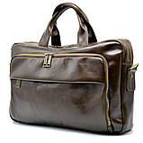 Многофункциональная сумка для делового мужчины  GQ-7334-3md бренда TARWA, фото 2