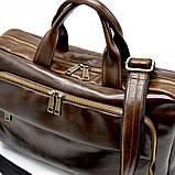 Многофункциональная сумка для делового мужчины  GQ-7334-3md бренда TARWA, фото 7