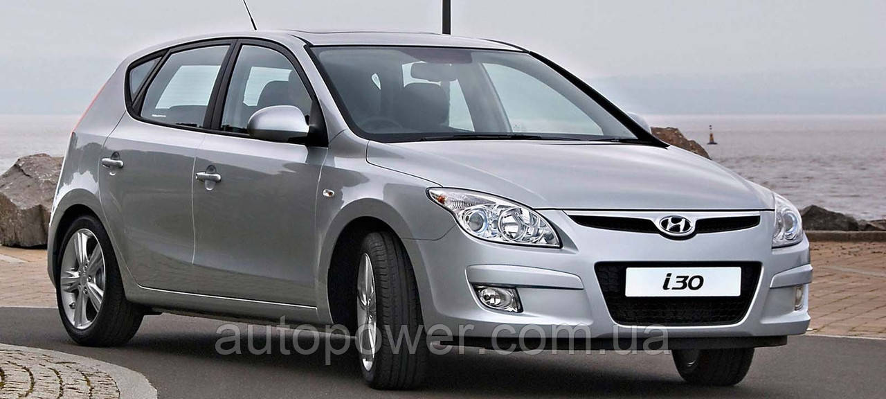 Фаркоп Hyundai i30 хетчбек 2007-02/2012