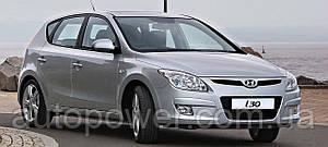 Фаркоп на Hyundai i30 хетчбек 2007-02/2012