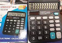 """Калькулятор TG-837-B """"Taksun"""", 12разрядов 15х12см двойное питание"""