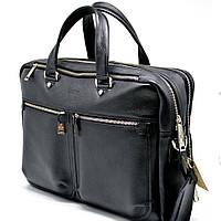 Мужская сумка для документов и ноутбука из натуральной кожи TARWA, TA-4664-4lx, фото 1