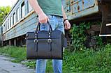 Деловая сумка с ручками TARWA, TC-4764-4lx, фото 8