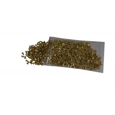Втулки для рамок (латунь 3х6 мм 100 г)