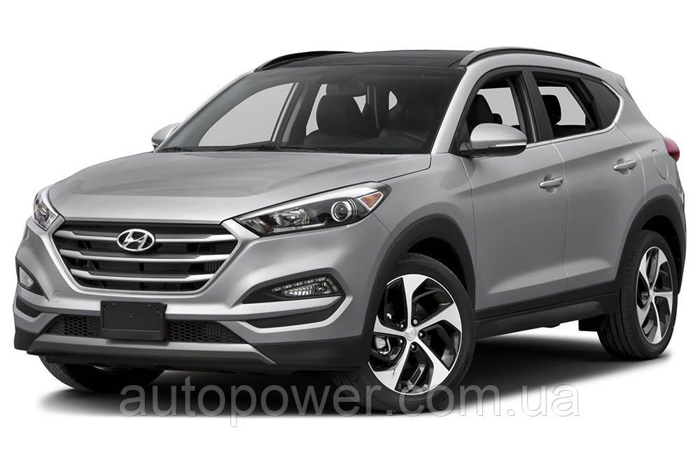 Фаркоп на Hyundai Tucson 2015-