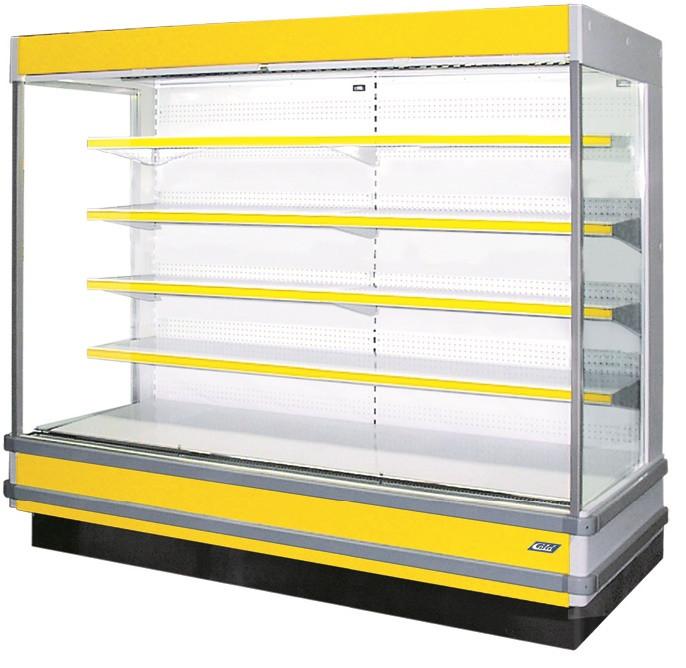 Стеллаж холодильный COLD Saporo R-S/o