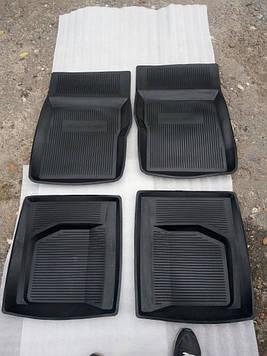 Коврики резиновые глубокие ГАЗ 31029, 3110, 31105 Волга
