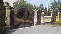 Кованые ворота  Стапрта