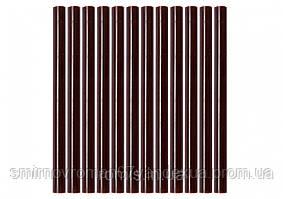 Клеевые стержни коричневые YATO 7.2 х 100 мм 12 шт