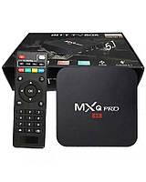 Android tv box MXQ PRO 1\8 андроид тв приставка бокс