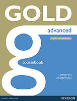 Gold Advanced Coursebook with CD-ROM