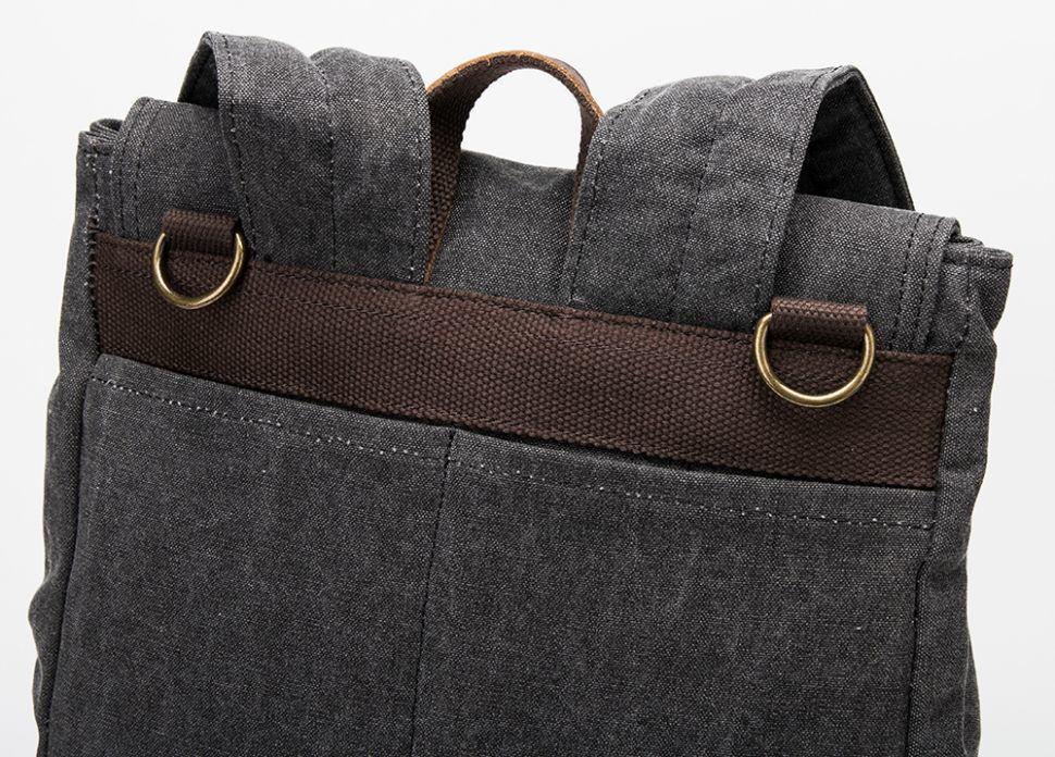 Модний рюкзак міський TB382 від BUG сірий