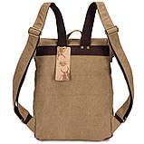 Модный городской рюкзак канвас TB382 от BUG, фото 3