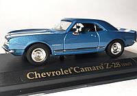 Модель легковая 4 94216 метал. 1:43 CHEVROLET CAMARO Z28 1967