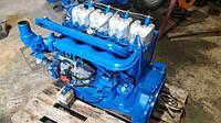 Двигатель Т-40 после реставрации