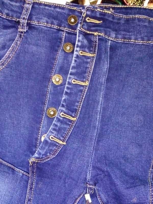 Джинсы на девочку скинни бойфренд размер 29 (подросток)