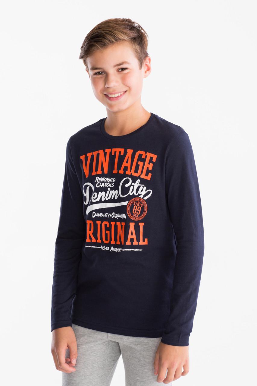 Подростковый реглан на мальчика Vintage C&A Германия Размер 146-152, 158-164