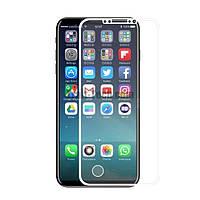 Защитное стекло Mocolo для iPhone X Full Cover White (0.33 мм)