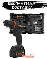 Аккумуляторная шуруповёрт Dnipro-M CD-141X (БЕСПЛАТНАЯ ДОСТАВКА)