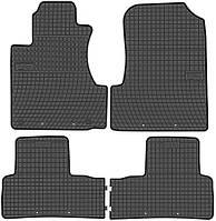 Коврики в салон Honda CR-V III 2007-2012 модельные резиновые Elegant EL 200831