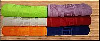 Полотенца бамбуковые (сауна) 100*150 (6шт) 550г/м2 (TM Zeron), Турция, фото 1