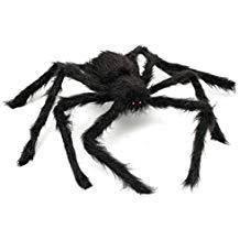Огромный мягкий паук! Большой черный тарантул! 75 см!, фото 3