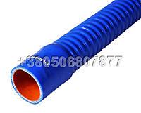 Патрубок силиконовый гофрированный d50 l600