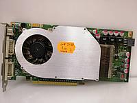 Видеокарта NVIDIA GT 240 1GB PCI-E HDMI, фото 1