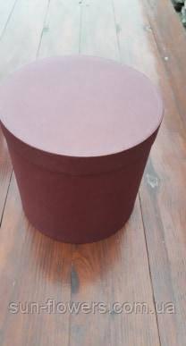 Коробка шляпная (тубус)
