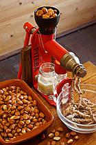 PITEBA  - Шнековый ручной маслопресс (Нидерланды)