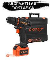 Аккумуляторная шуруповёрт Dnipro-M CD-182 (БЕСПЛАТНАЯ ДОСТАВКА)