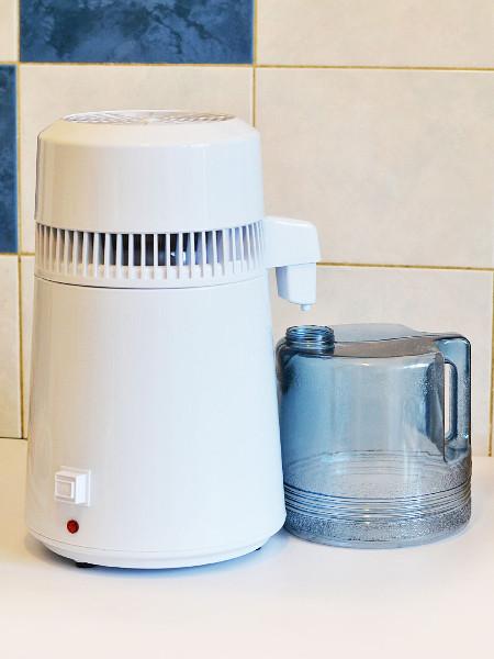 Настольный аквадистиллятор для дома Baistra BSC-6