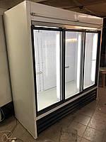 Холодильный Шкаф Витрина  б.у Трехдверный Эверест