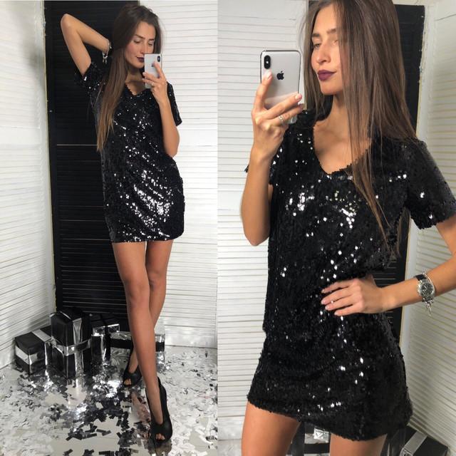 Блестящие платья купить