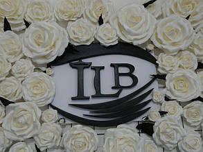 Логотип объемный из пенопласта с покраской 2