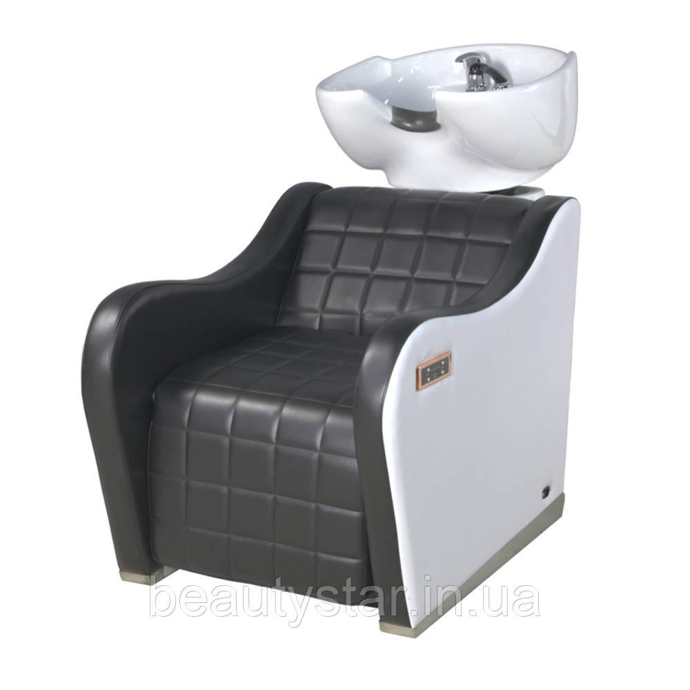 Парикмахерская кресло мойка с МАССАЖЕМ ZD-2259