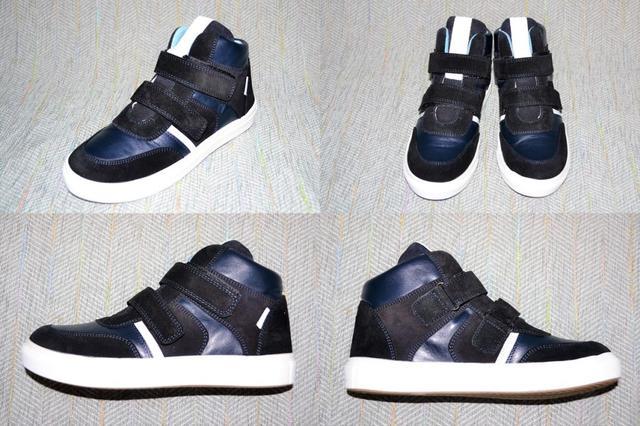 Ботинки спортивного дизайна, мальчик, Мальвы фото
