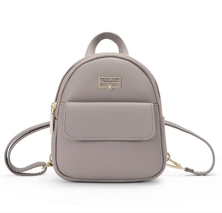 80740aced2c8 Рюкзак женский мини сумка Forever Young Classic Серый : продажа ...