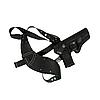 Кобура оперативная кожаная формованная для пистолета ТТ