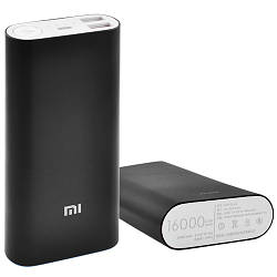 Power Bank MI 16000mAh 2USB(1A+2A)