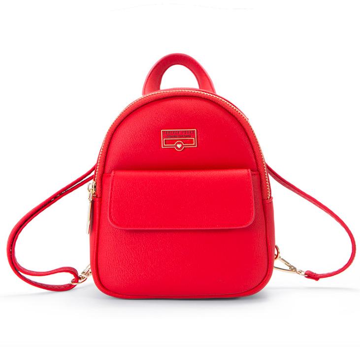aad39acb2eaa Рюкзак женский мини сумка Forever Young Classic Красный: продажа ...