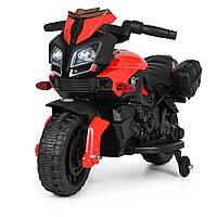 Мотоцикл детский M 3832L-2-3 красно-черный Гарантия качества Быстрая доставка, фото 1