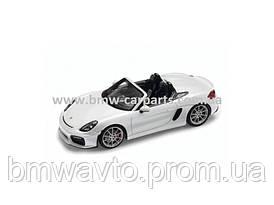Модель автомобіля Porsche Boxter Spyder, Carrara