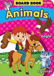 Board Book NEW Animals