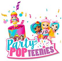 Мини - куклы Party PopTeenies